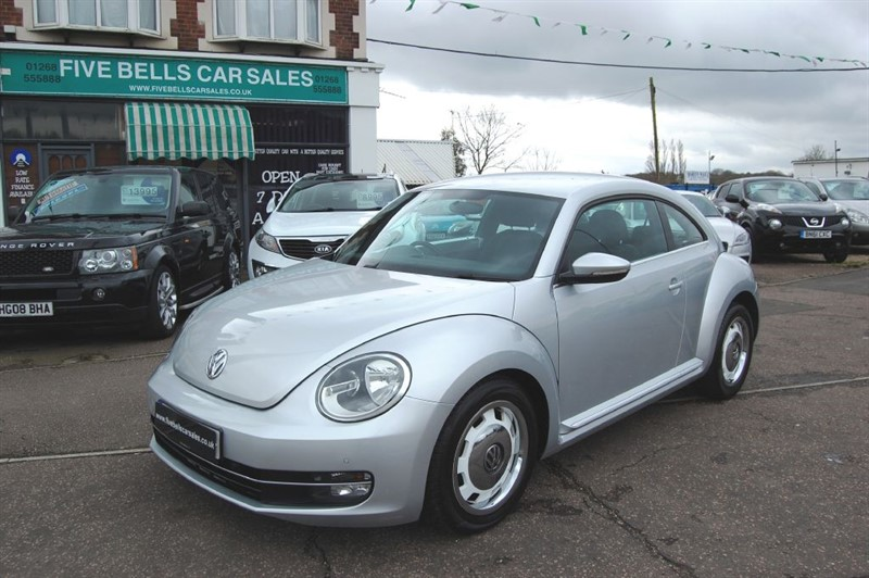 used VW Beetle DESIGN TDI in stanford-le-hope-essex