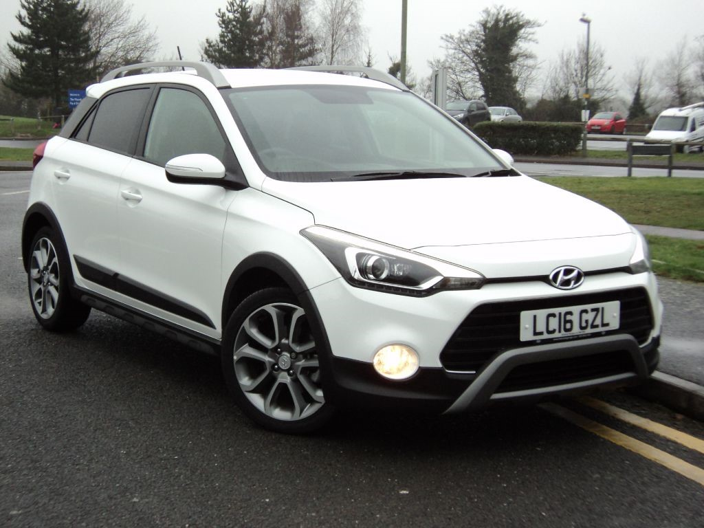 Hyundai I20t Gdi Active Isg 100ps For Sale Epsom