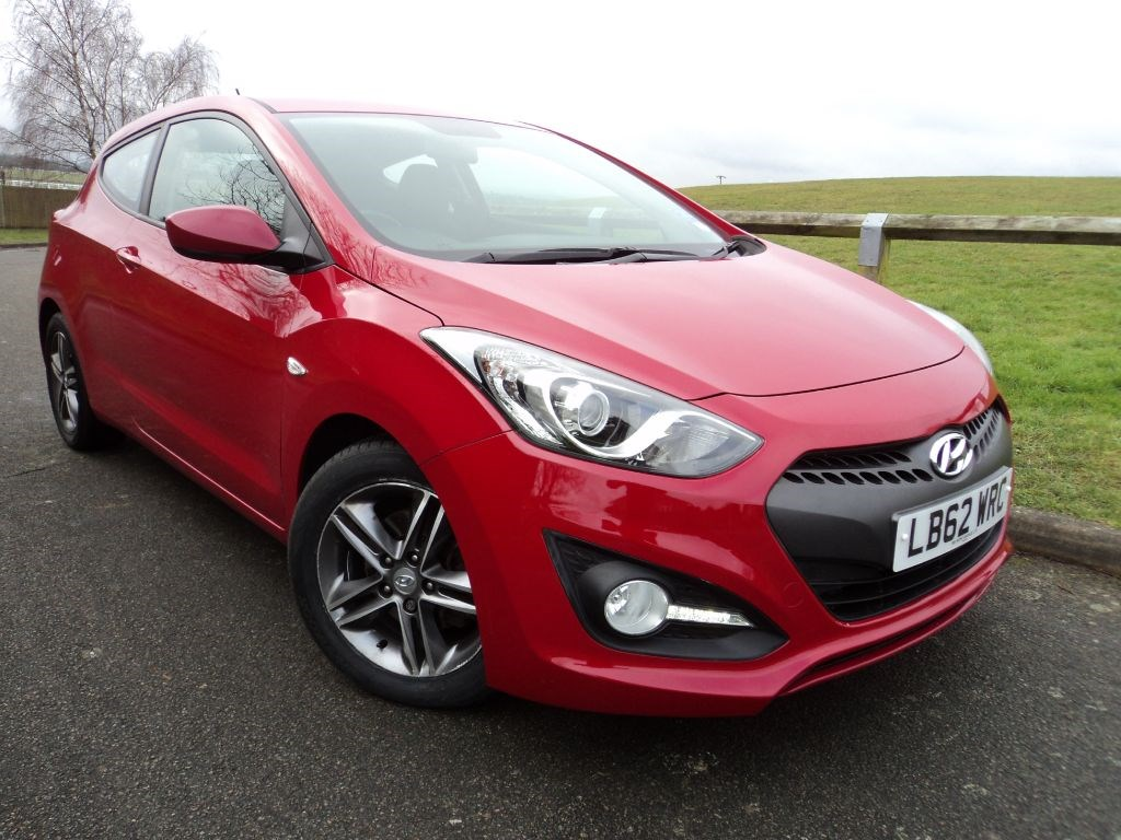 Hyundai I30crdi Active Blue Drive Hyundai Wty To Jan