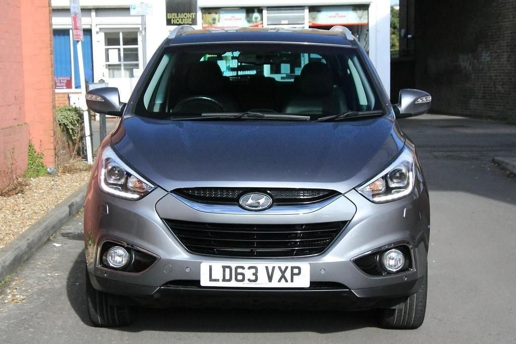 hyundai ix352 0 crdi premium 4x4 for sale epsom downs surrey belmont garage. Black Bedroom Furniture Sets. Home Design Ideas