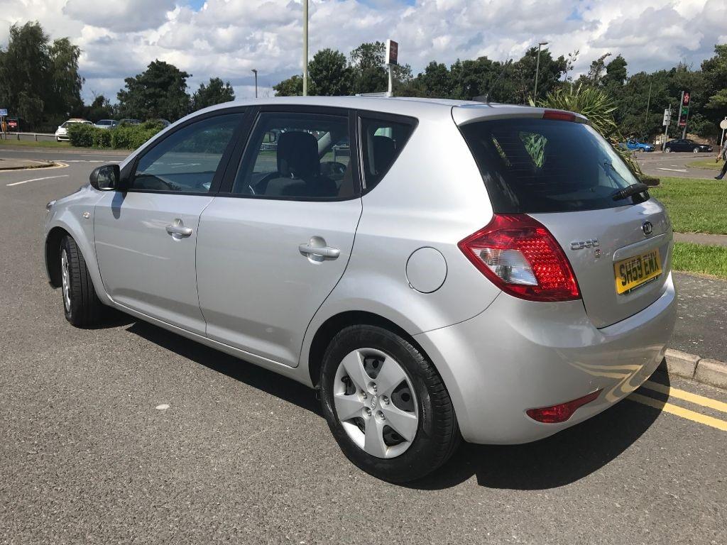 Kia Ceed1 Auto Low Mileage For Sale Epsom Downs