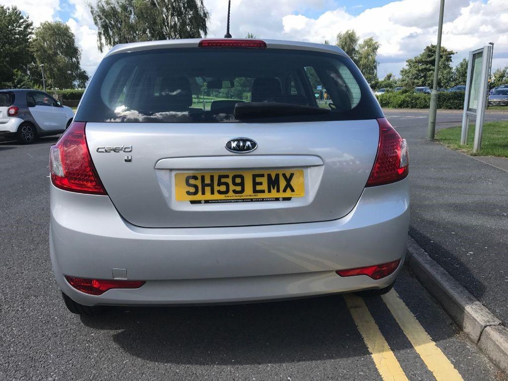 Kia ceed1 auto low mileage for sale epsom downs for Kia motors finance address