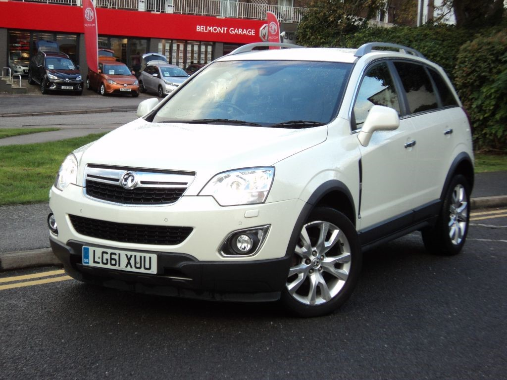 Images of Vauxhall 4wd