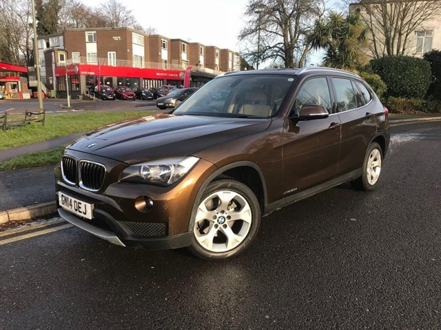 used BMW X1 XDRIVE20D SE AUTO in epsom-surrey