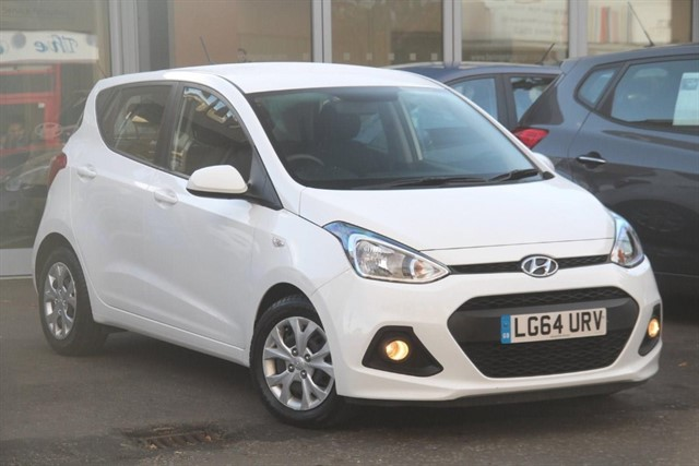 used Hyundai i10 SE in epsom-surrey