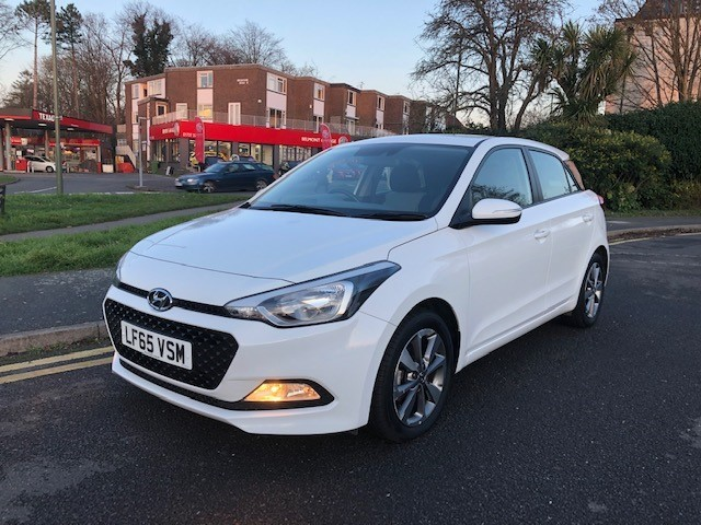used Hyundai i20 MPI SE in epsom-surrey