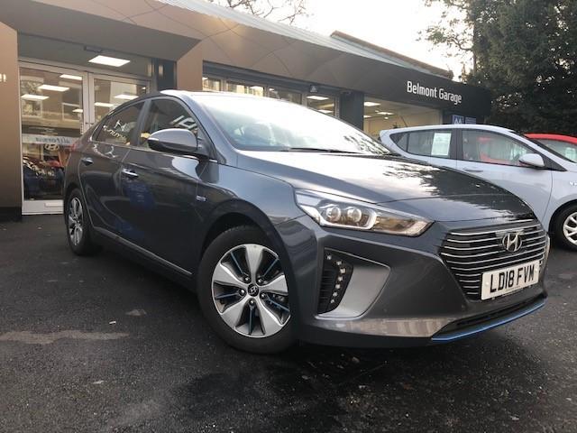 used Hyundai Ioniq PREMIUM SE in epsom-surrey
