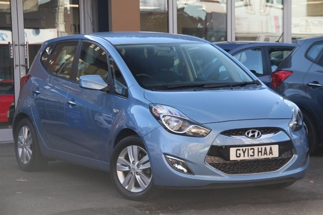 used Hyundai ix20 ACTIVE in epsom-surrey