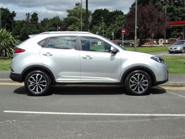 used MG GS EXCLUSIVE DCT in epsom-surrey