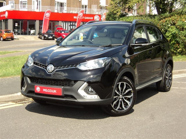 used MG GS Exclusive DCT Auto in epsom-surrey