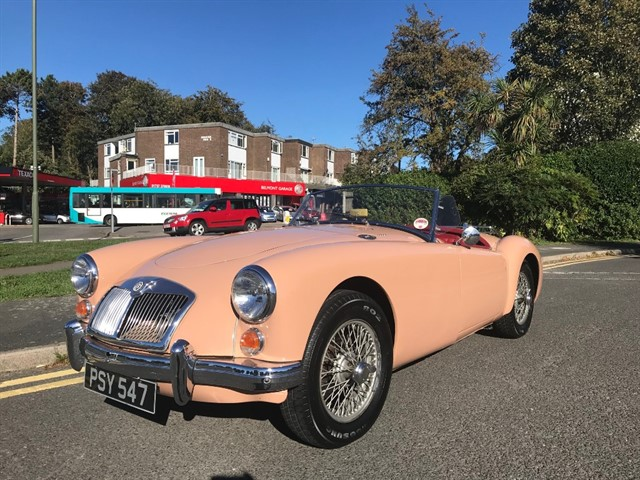 used MG MGA 1600 Roadster in epsom-surrey