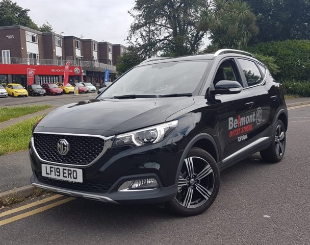 used MG ZS EXCLUSIVE in epsom-surrey