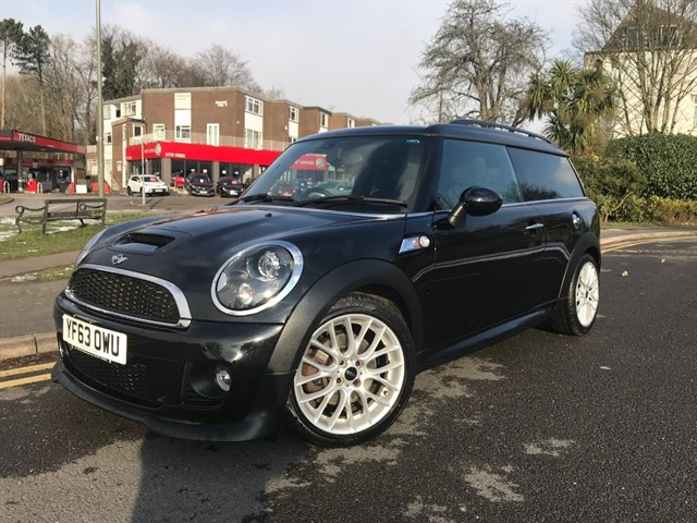used MINI Cooper S CLUBMAN - 18,000m  �3K Options in epsom-surrey