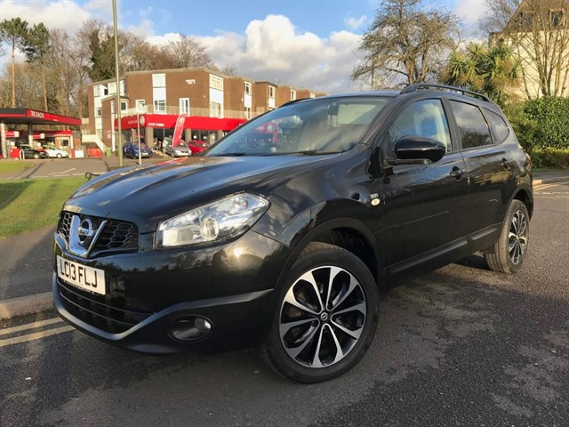 used Nissan Qashqai 1.6 360 +2 'NOW SOLD' in epsom-surrey
