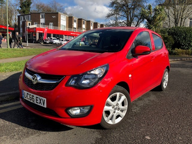 used Vauxhall Viva SE AC in epsom-surrey