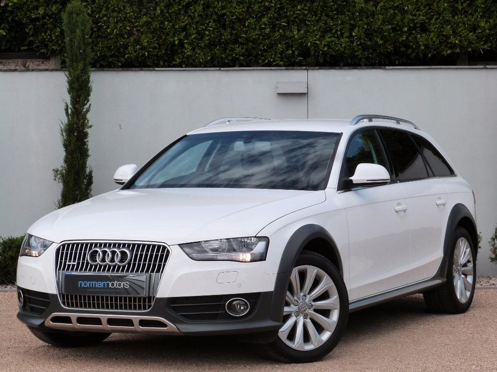 used ibis white audi a4 allroad for sale dorset. Black Bedroom Furniture Sets. Home Design Ideas