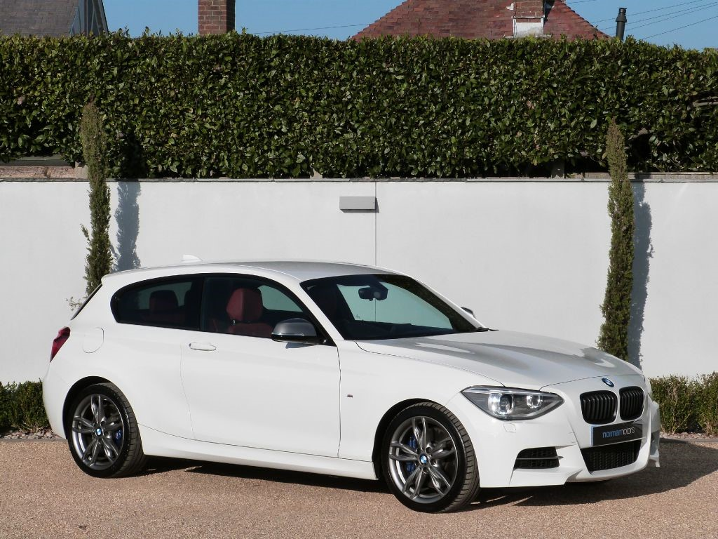 used white bmw 1 series m for sale dorset. Black Bedroom Furniture Sets. Home Design Ideas
