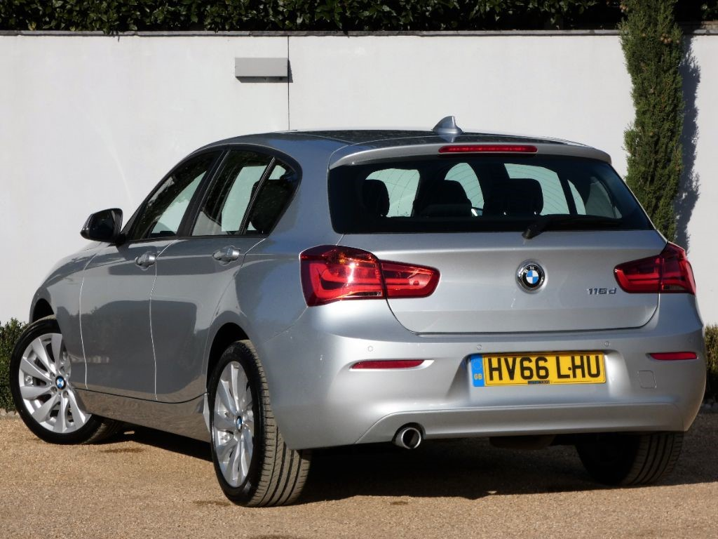 used glacier silver bmw 116d for sale dorset. Black Bedroom Furniture Sets. Home Design Ideas
