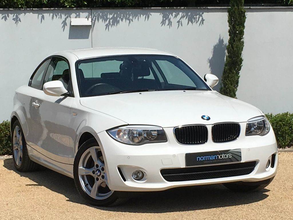 used alpine white bmw 118d for sale dorset. Black Bedroom Furniture Sets. Home Design Ideas