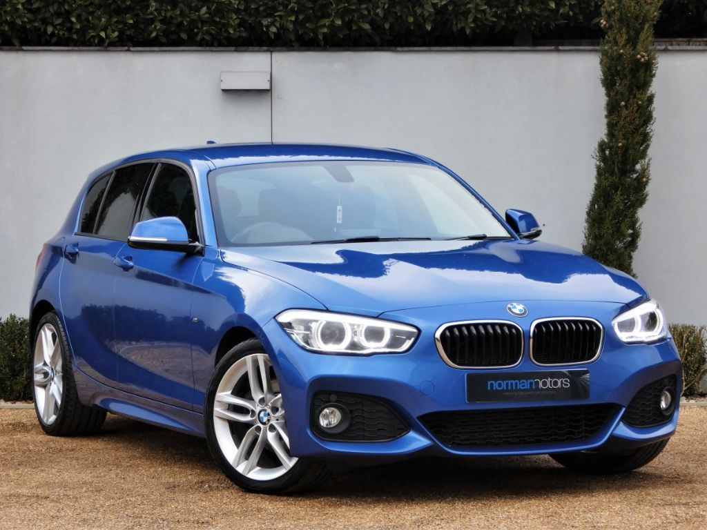 used estoril blue bmw 120d for sale dorset. Black Bedroom Furniture Sets. Home Design Ideas