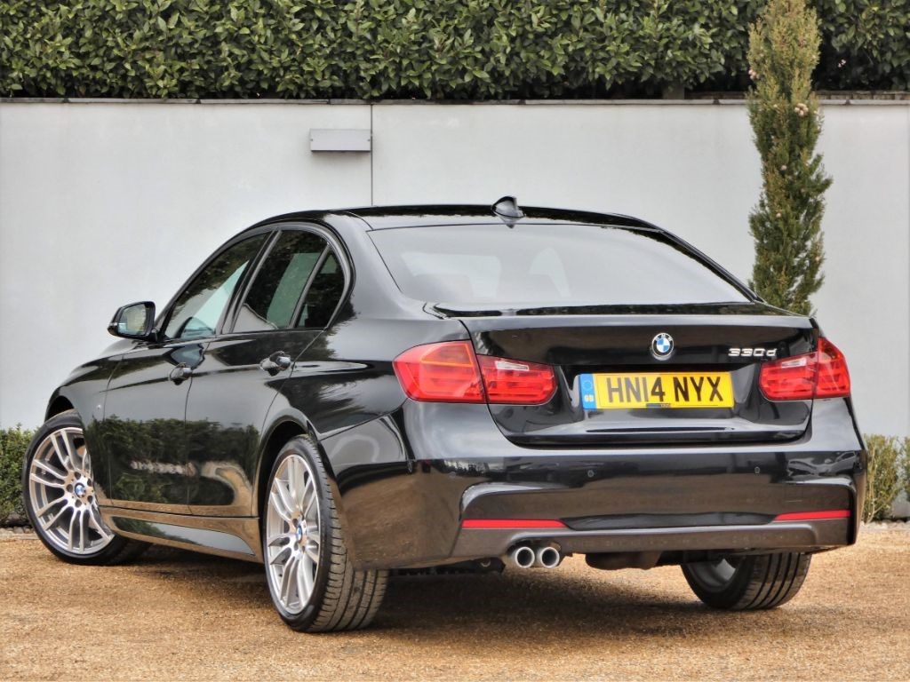 BMW Convertible bmw 330 black Used Black Sapphire BMW 330d for Sale | Dorset