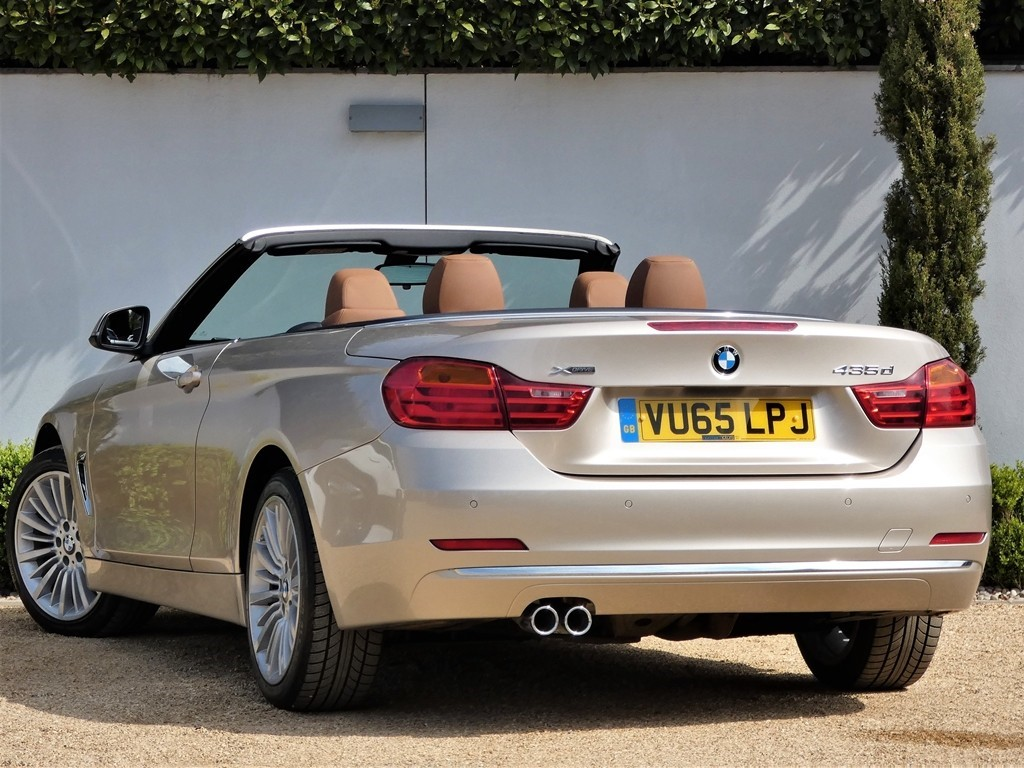 Used Orion Silver Metallic BMW 435d for Sale | Dorset