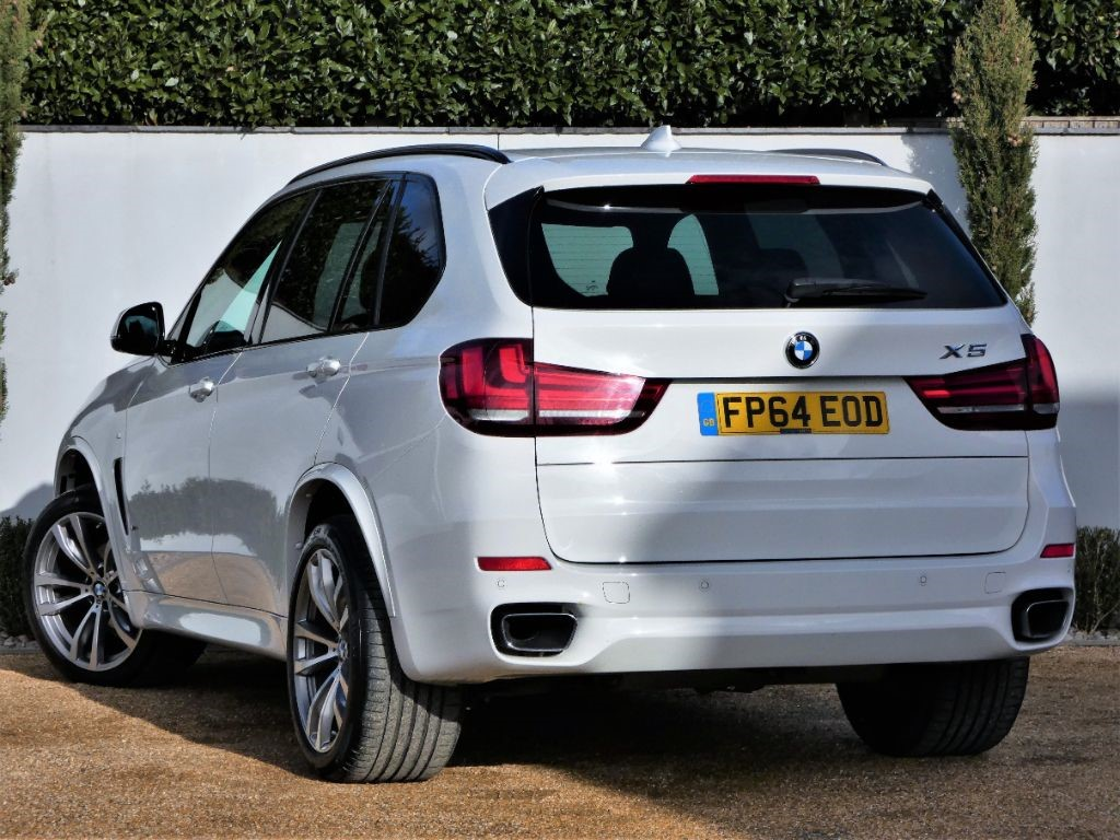 Used Alpine White Bmw X5 For Sale Dorset