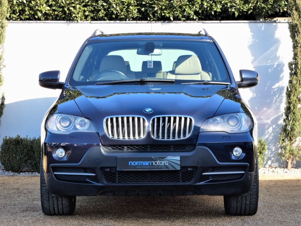 Used monaco blue bmw x5 for sale dorset for Bmw x5 motor for sale