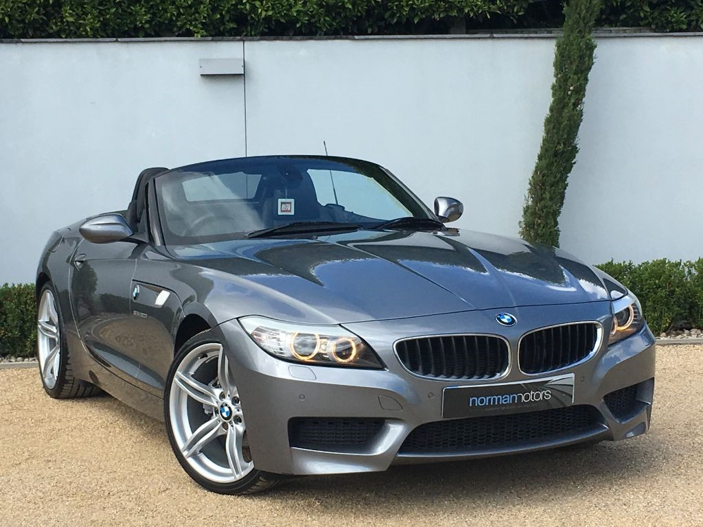 Used Space Grey Bmw Z4 For Sale Dorset