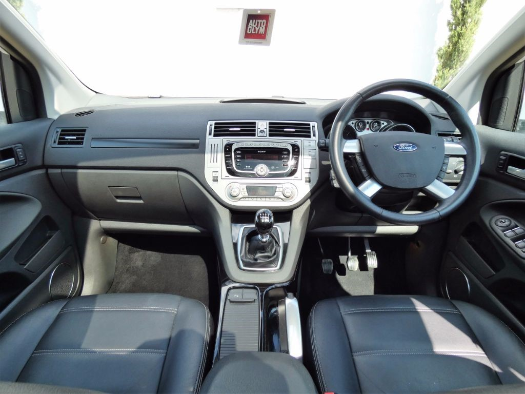 Used Electric White Ford Kuga For Sale Dorset