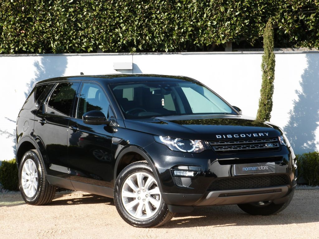 used santorini black land rover discovery sport for sale. Black Bedroom Furniture Sets. Home Design Ideas