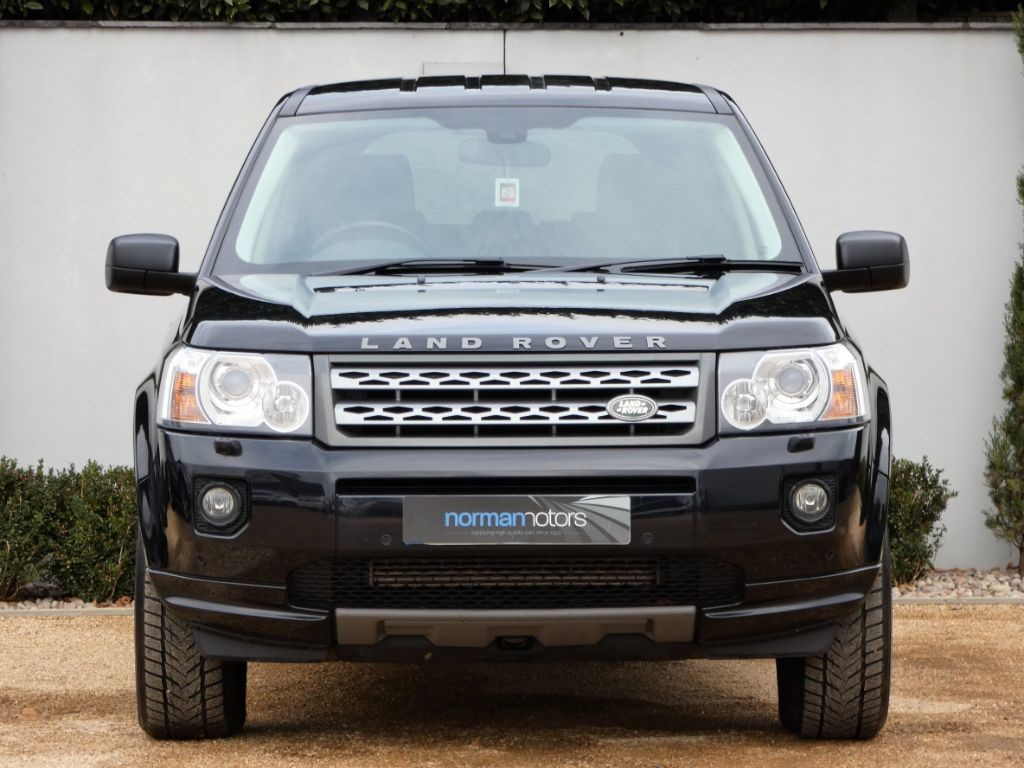 used sumatra black metallic land rover freelander for sale. Black Bedroom Furniture Sets. Home Design Ideas