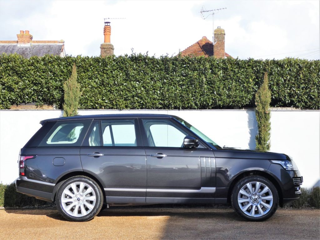 Used Causeway Grey Land Rover Range Rover For Sale Dorset