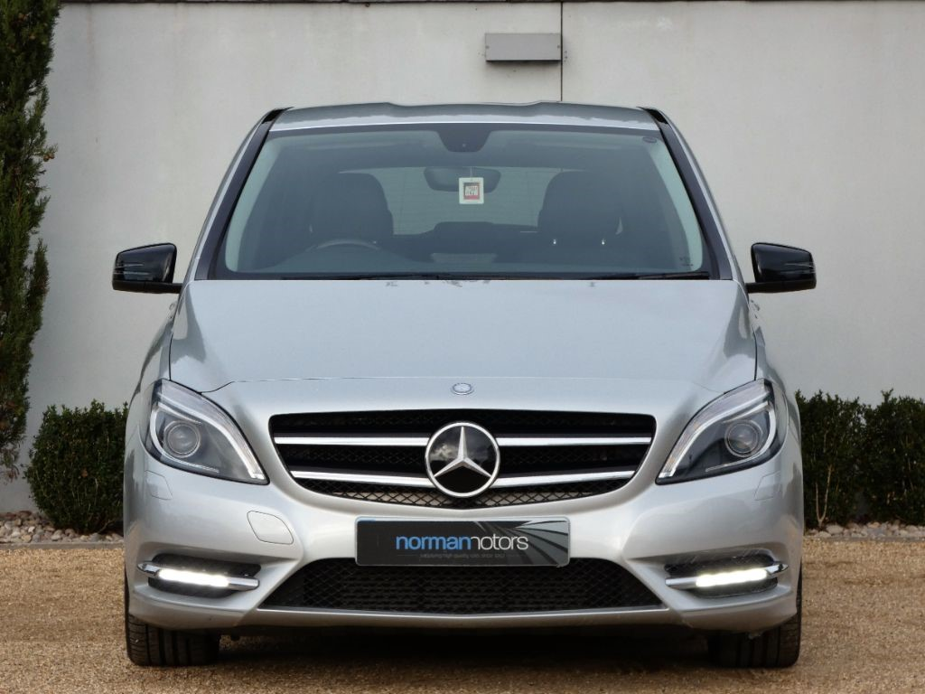 used polar silver mercedes b200 cdi for sale dorset. Black Bedroom Furniture Sets. Home Design Ideas