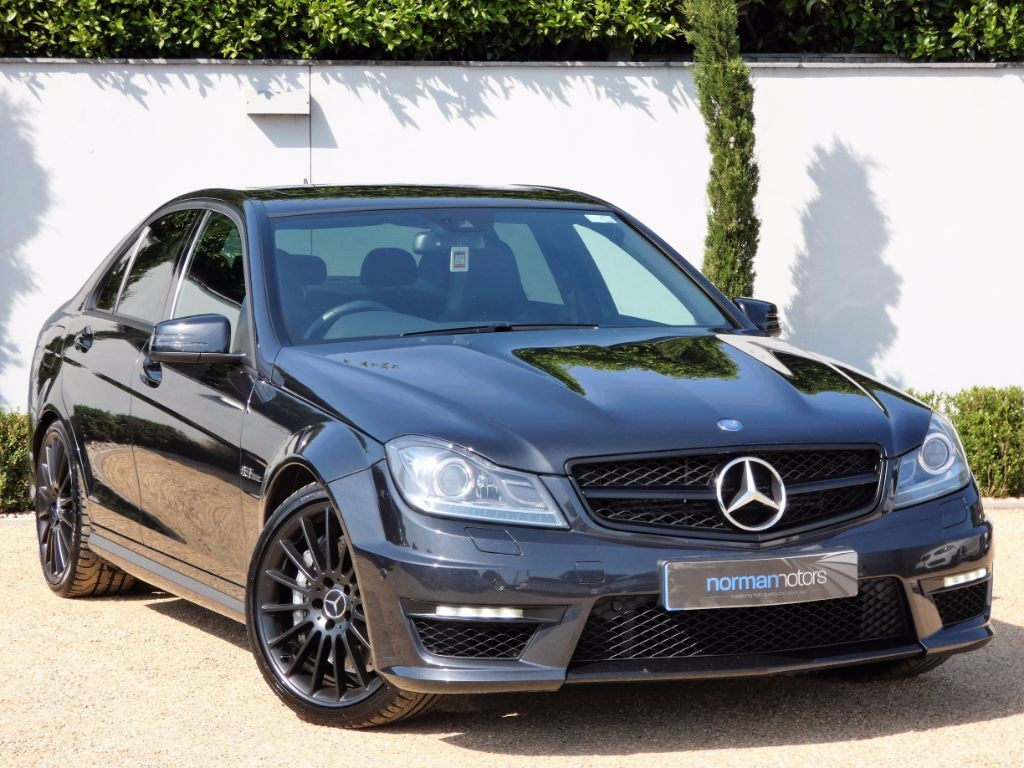 used magnetite black mercedes c63 amg for sale dorset. Black Bedroom Furniture Sets. Home Design Ideas