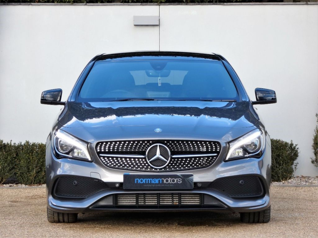 used mountain grey mercedes cla 220 cdi for sale dorset. Black Bedroom Furniture Sets. Home Design Ideas