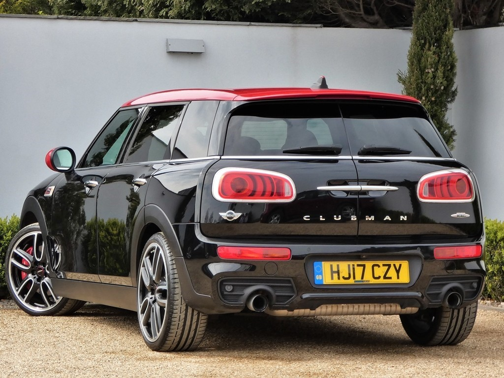 Used Midnight Black Metallic Mini Clubman For Sale Dorset