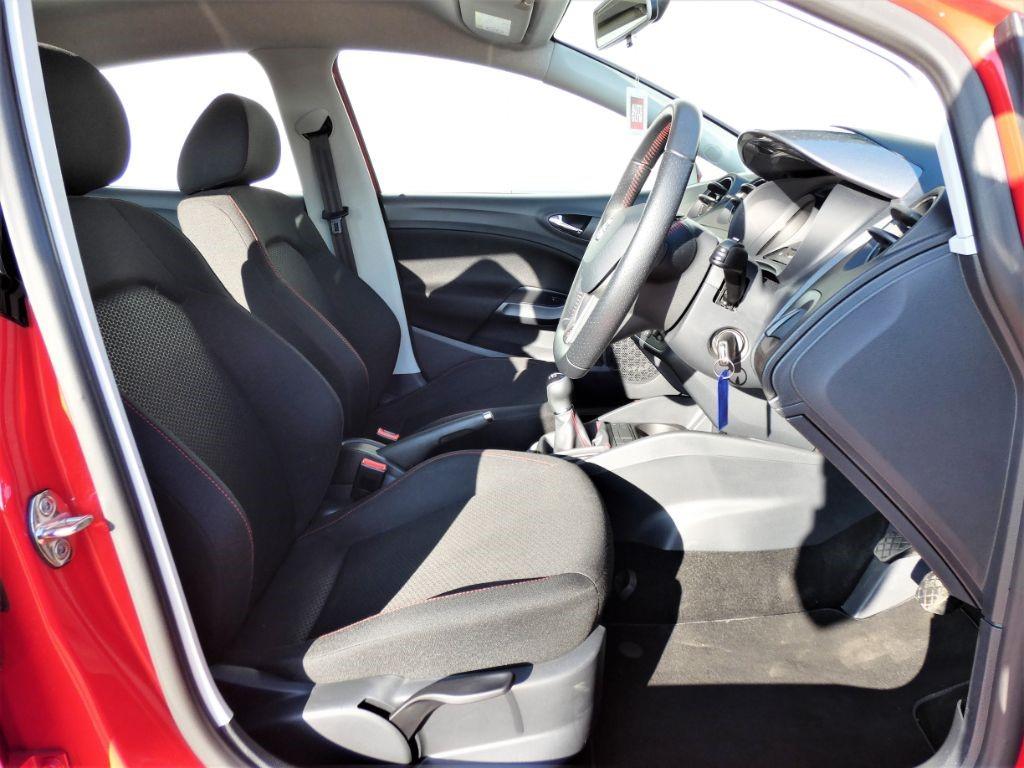 Used Emocion Red SEAT Ibiza for Sale | Dorset