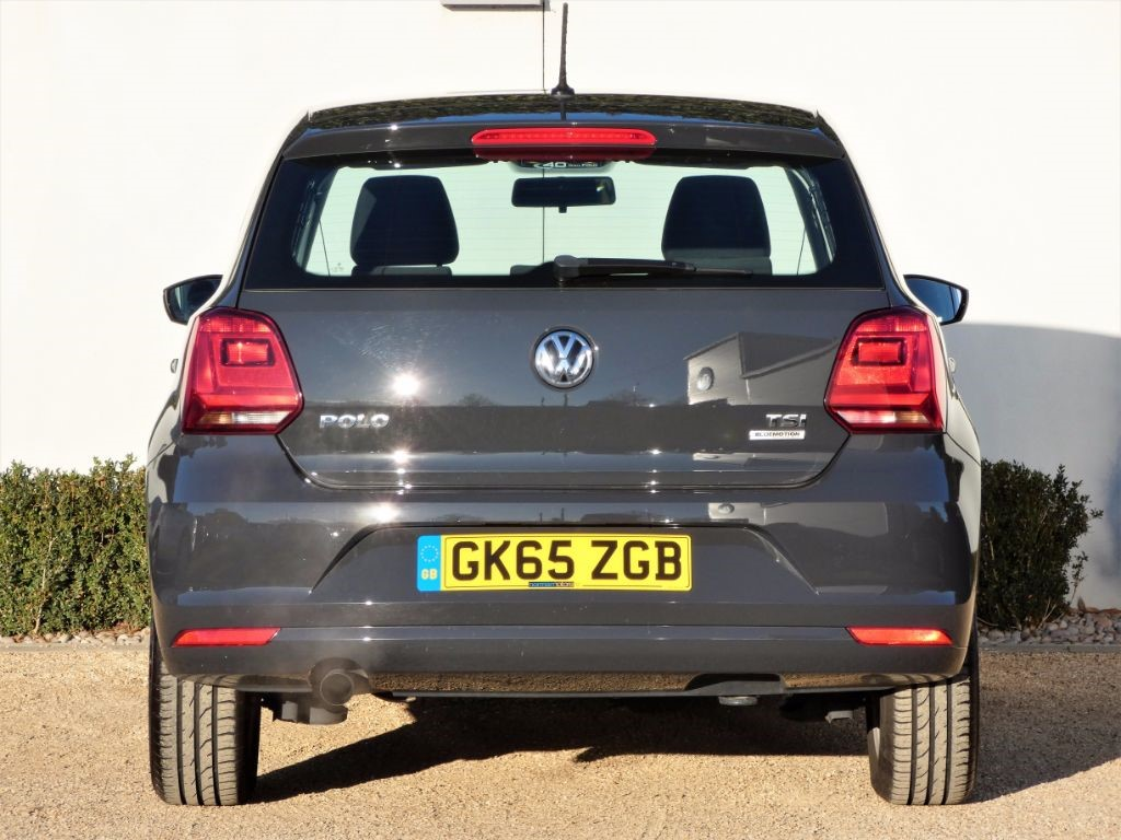 Used Urano Grey Vw Polo For Sale Dorset