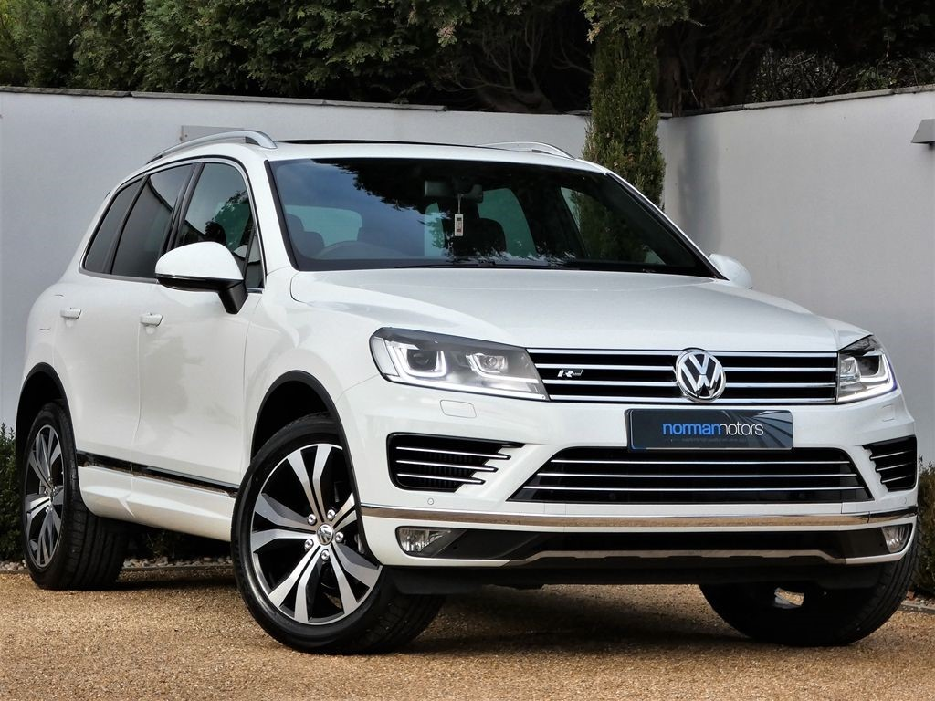 used pure white vw touareg for sale dorset. Black Bedroom Furniture Sets. Home Design Ideas