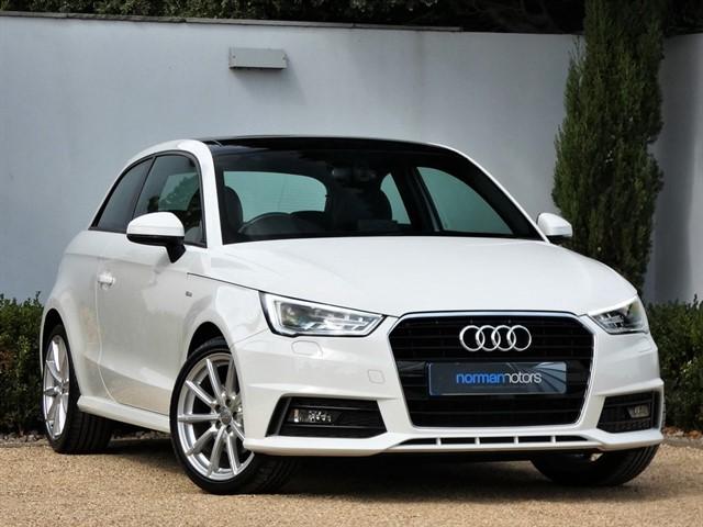 used Audi A1 TFSI S LINE