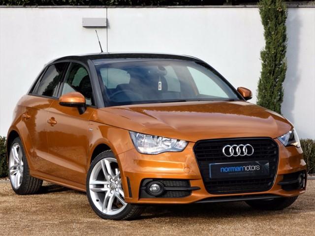 used Audi A1 SPORTBACK TDI S LINE