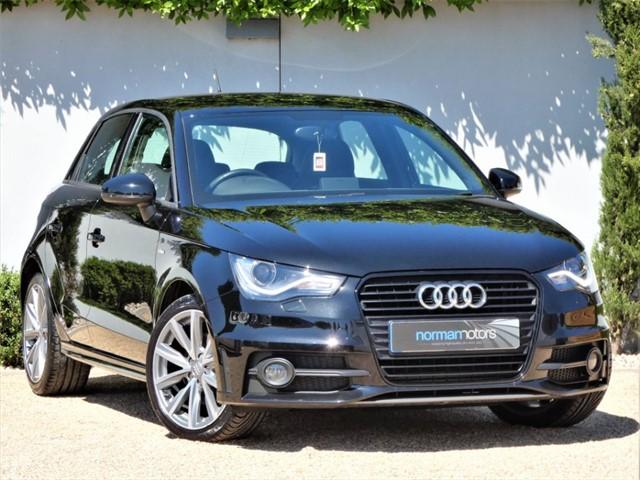 used Audi A1 SPORTBACK TDI S LINE STYLE EDITION