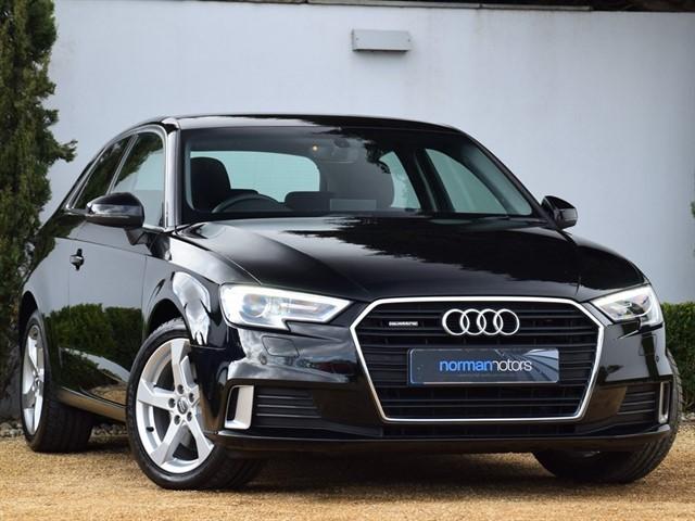 used Audi A3 TFSI QUATTRO SPORT