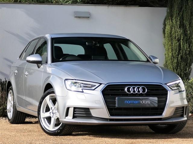 used Audi A3 TDI SPORT S TRONIC