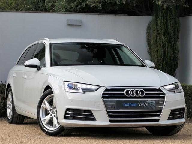 used Audi A4 AVANT TDI ULTRA SPORT