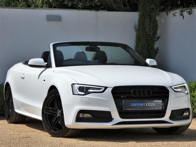 used Audi A5 TDI S LINE