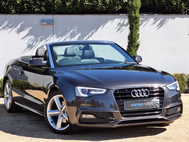 used Audi A5 TDI S LINE S/S