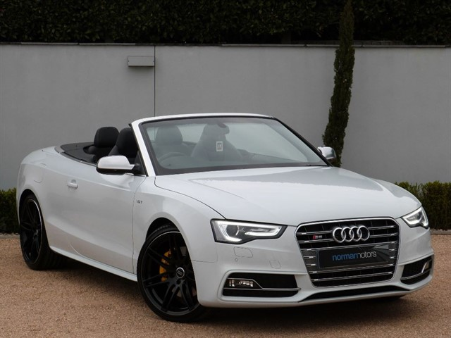 used Audi A5 S5 TFSI QUATTRO S/S