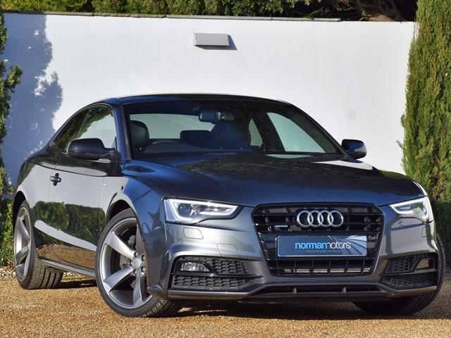 used Audi A5 TDI QUATTRO S LINE BLACK EDITION PLUS